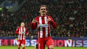 Antoine Griezmann Atletico Madrid Bayer Leverkusen Champions League 21022017