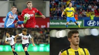 GFX Collage Bundesligatransfers