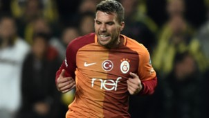 Lukas Podolski Galatasaray 20112016