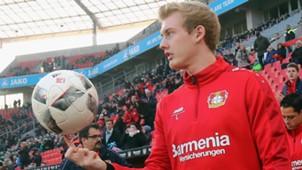 Julian Brandt Bayer Leverkusen Bundesliga 03122016
