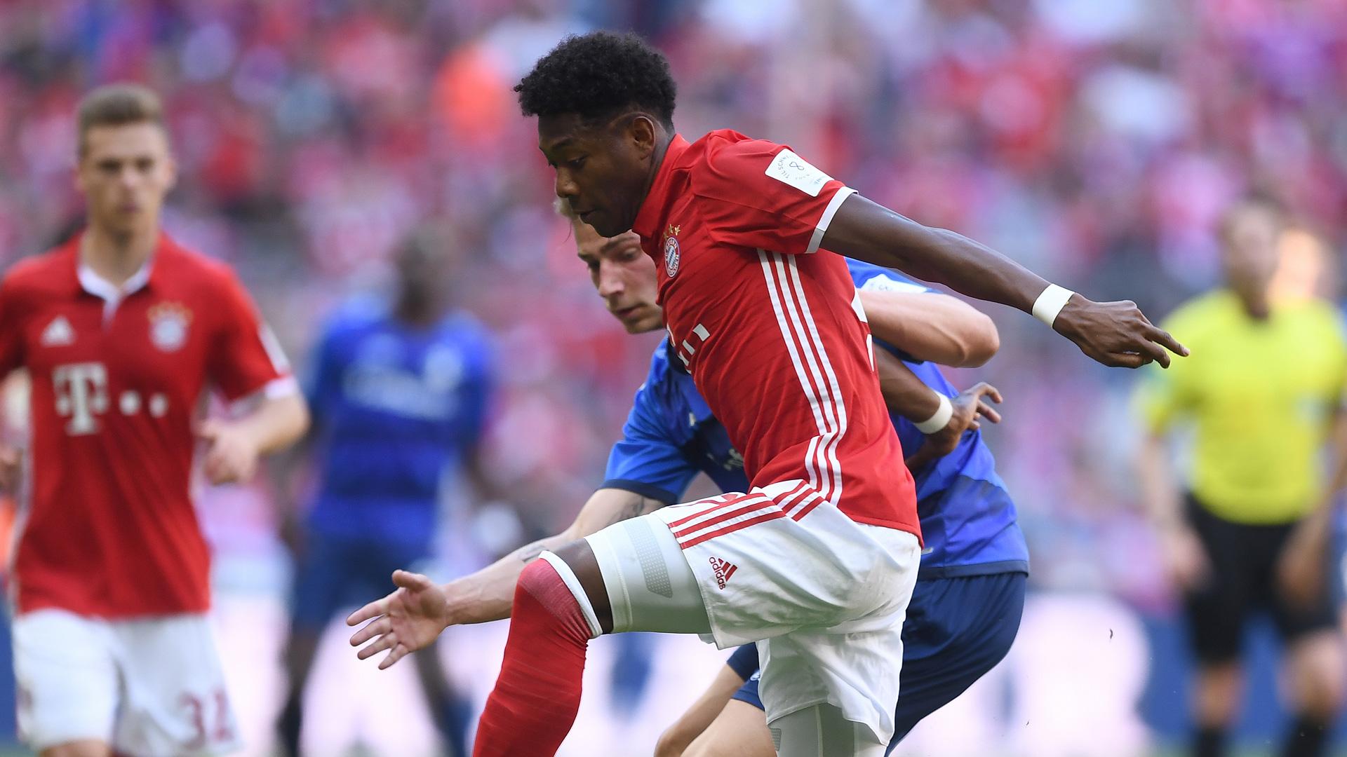 David Alaba FC Bayern 06052017