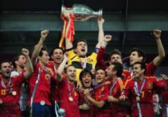 SPAIN EUROPEAN CHAMPIONS 2012