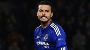 Pedro Chelsea PSG Champions League 09032016