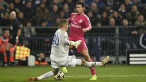 Timon Wellenreuther Cristiano Ronaldo FC Schalke 04 Real Madrid Champions League 02182015