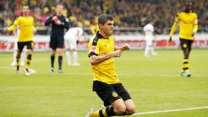 Christian Pulisic Borussia Dortmund VfB Stuttgart Bundesliga 04232016