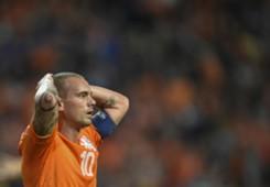 Wesley Sneijder Holland Niederlande Island