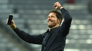 DIEGO SIMEONE ATLETICO MADRID CHAMPIONS LEAGUE 03052016