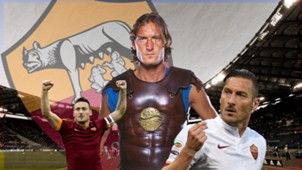 GFX Francesco Totti 26052017