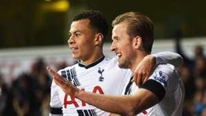 Dele Alli Harry Kane Tottenham Hotspur Premier league 22112015