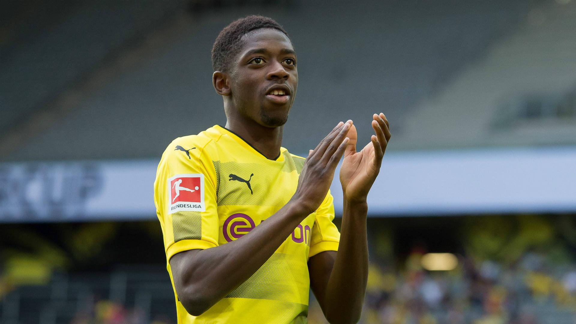 Calciomercato Barcellona, Dembelé salta l'allenamento col Dortmund