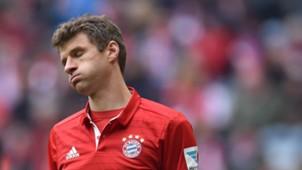 Thomas Müller Bayern München 22042017