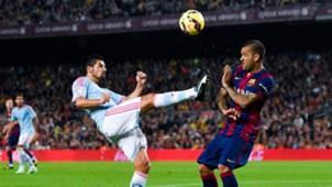 Nolito Celta de Vigo Barcelona Primera Division Dani Alves