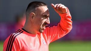 Franck Ribery FC Bayern 02222016