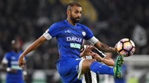 Danilo Larangeira Udinese Calcio Serie A 15102016