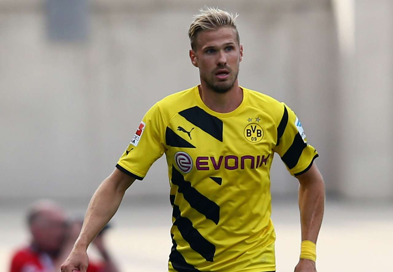 Oliver Kirch Borussia Dortmund 07272014