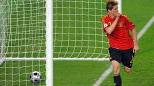 Fernando Torres EM 2008 Spain Germany