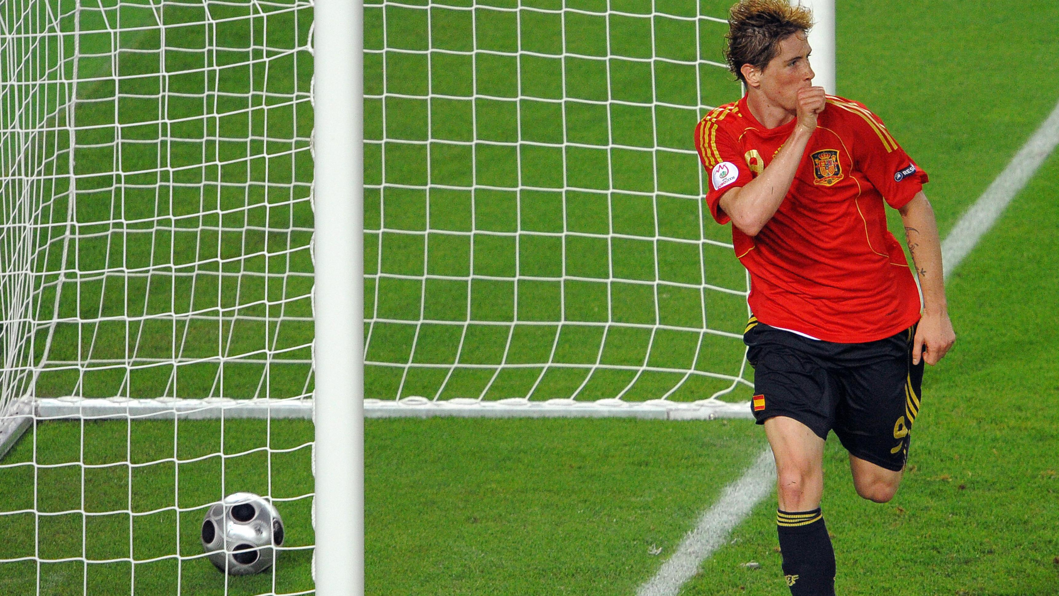 Resultado de imagen para Fernando Torres 2008