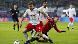 Willi Orban RB Leipzig Bundesliga 21012017