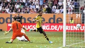 Aubameyang Borussia Dortmund Augsburg 13052017