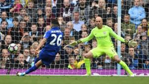 Mahrez Caballero Manchester Leicester City