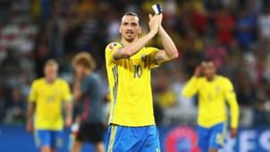 Zlatan Ibrahimovic Sweden 22062016