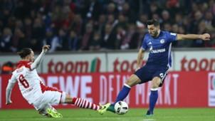 Marco Höger Sead Kolasinac FC Köln Schalke 04 Bundesliga 19022017