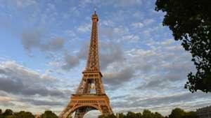 Eiffelturm Paris 25052015