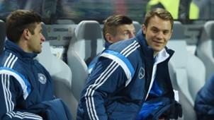 Manuel Neuer DFB 03252015