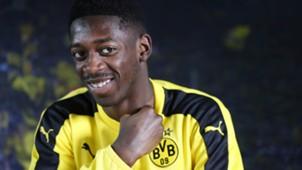 Ousmane Dembele Borussia Dortmund 16022017