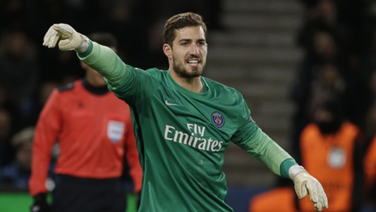 Kevin Trapp PSG FC Chelsea Champions League 02.16.2016