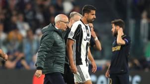 Sami Khedira Juventus AS Monaco 09052017