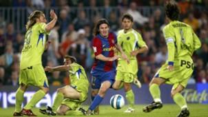 Lionel Messi Barcelona Getafe
