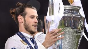 Gareth Bale Champions League