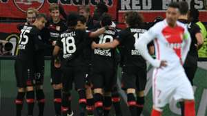 Julian Brandt Bayer Leverkusen AS Monaco Champions League 07122016