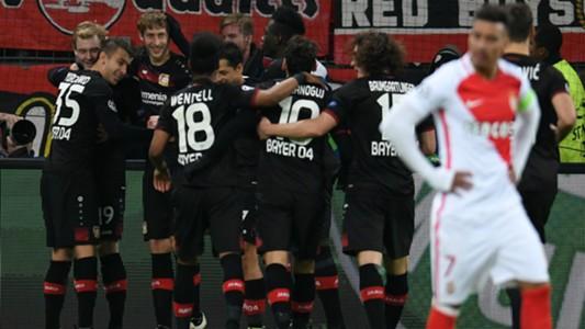Julian Brandt Bayer Leverkusen AS Monaco Champions League 07122016