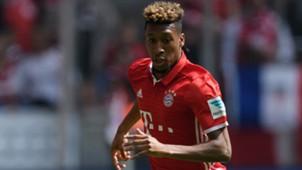 Kingsley Coman FC Bayern München Bundesliga 05142016