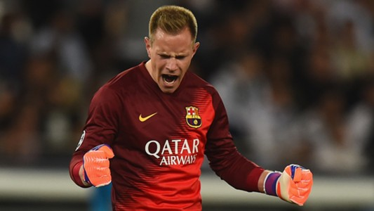Marc-Andre ter Stegen FC Barcelona Champions League 04152015
