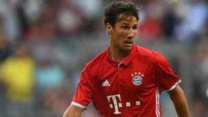 Fabian Benko Bayern München 2016