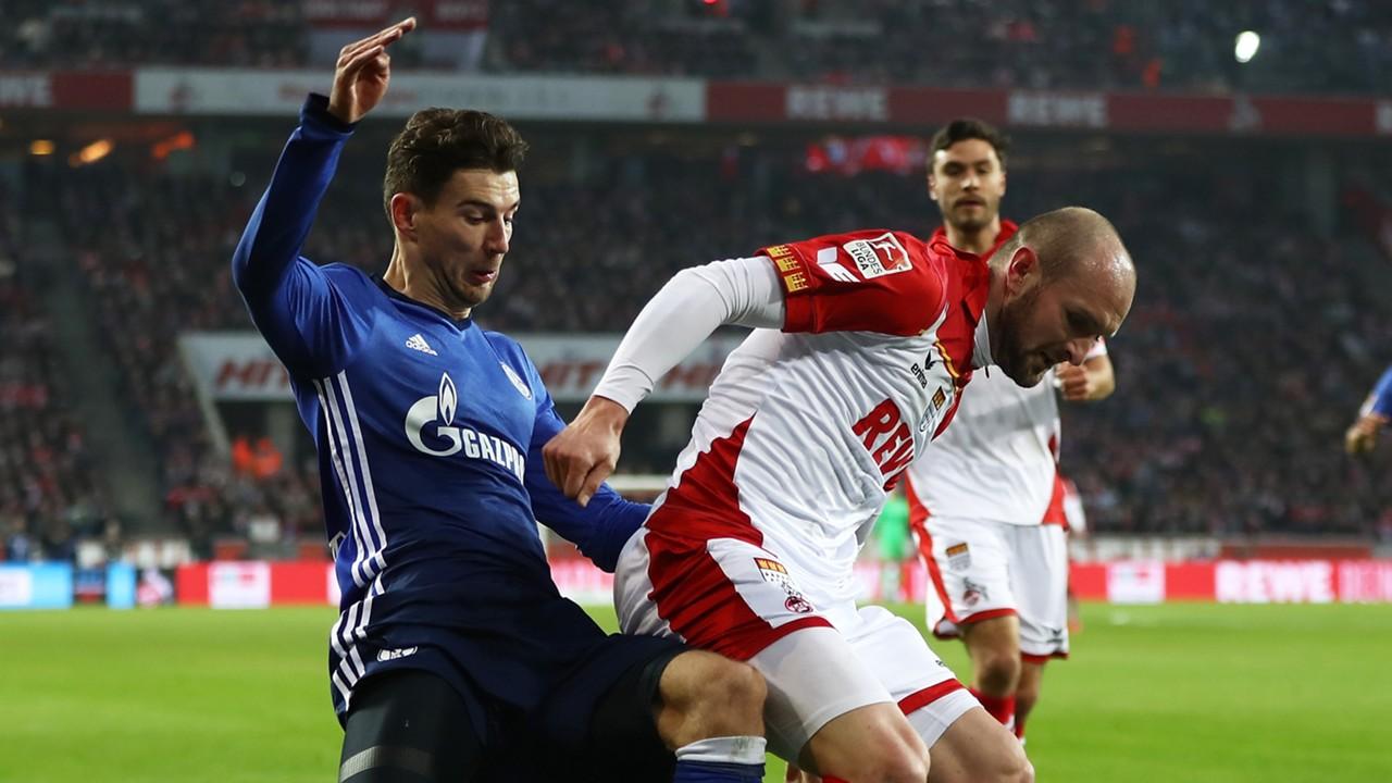Bundesliga, 21ª giornata - Lipsia sempre secondo, pari interno per il Colonia