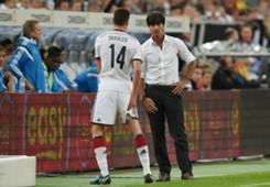Julian Draxler Joachim Löw Germany Argentina