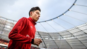 Kai Havertz Bayer Leverkusen 2016