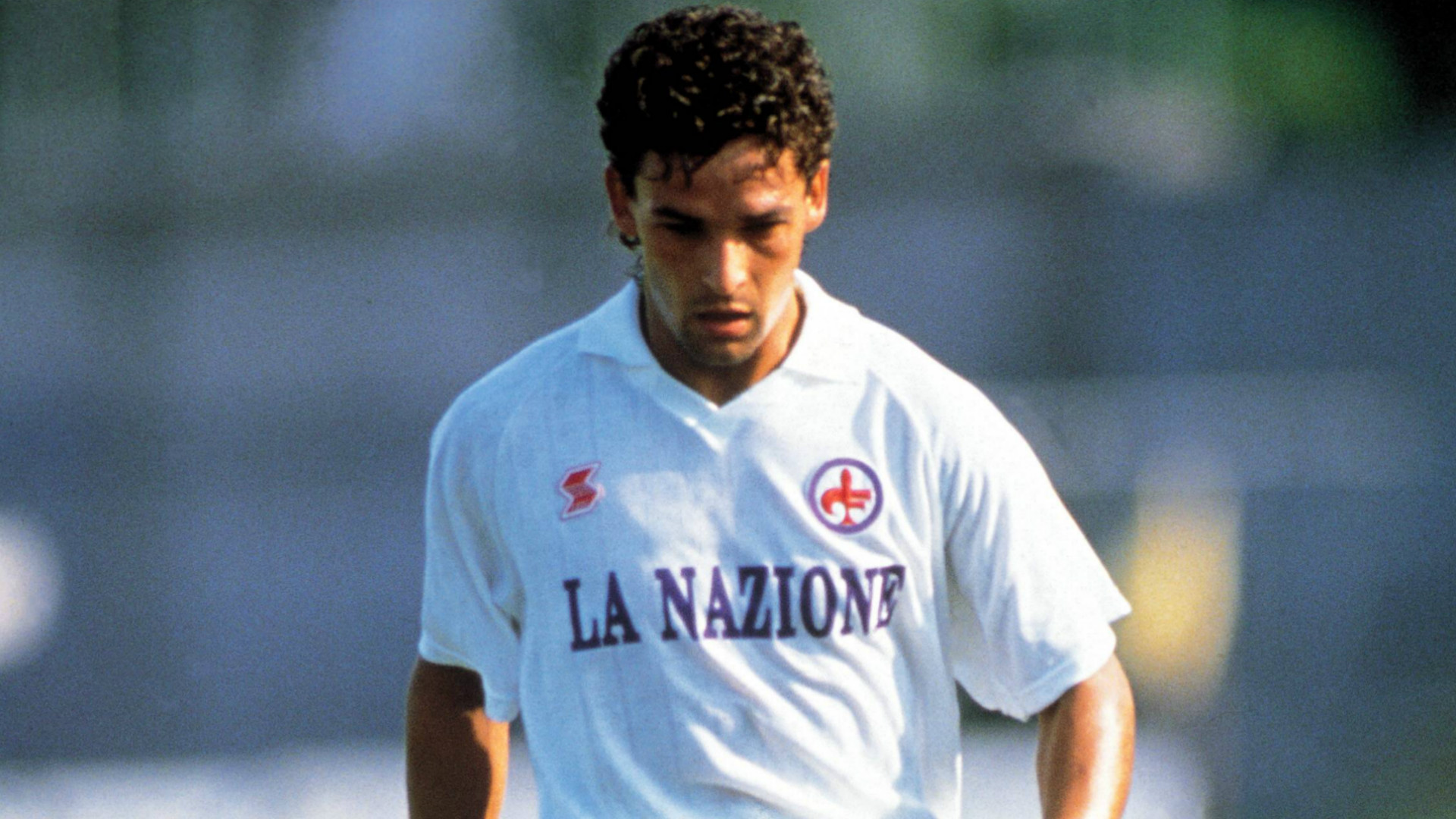 ONLY GERMANY Roberto Baggio Fiorentina