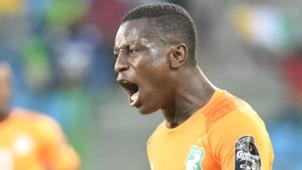 Max Gradel Ivory Coast Mali Africa Cup 24012015