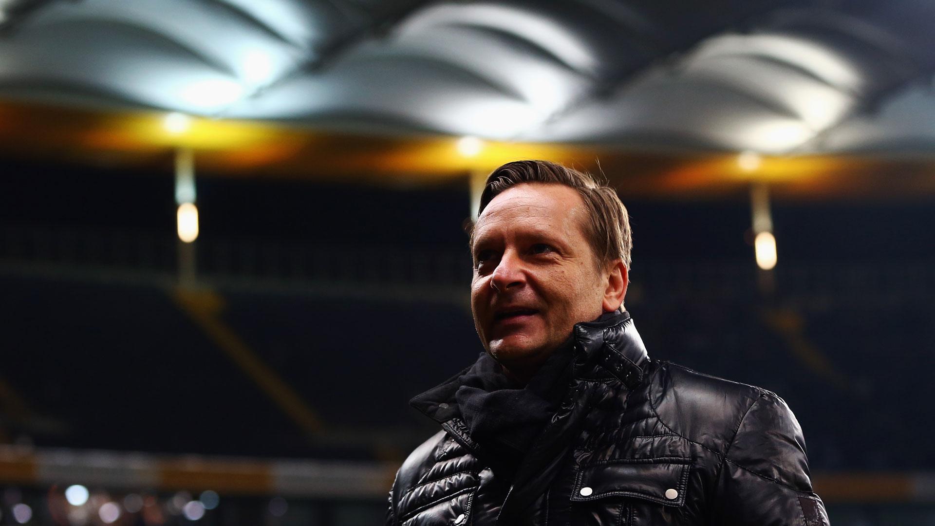 Wolfsburg führt Gespräche mit Horst Heldt
