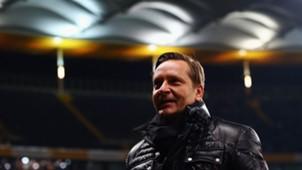 Horst Heldt Eintracht Frankfurt Schalke 04 28022016