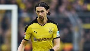 Neven Subotic Borussia Dormtund Hannover 96 Bundesliga 02132016