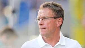 Ralf Rangnick RB Leipzig 28082016
