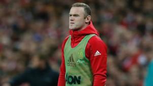 Wayne Rooney Manchester United 26022017