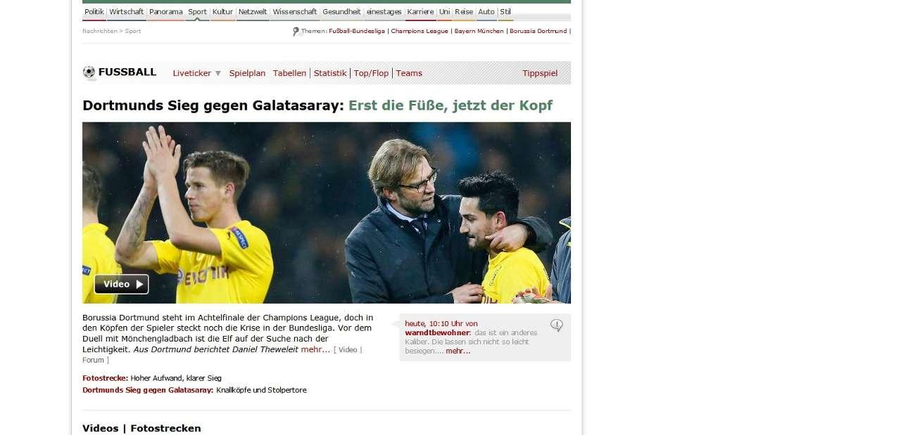 Presse CL BVB Bayer