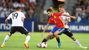Germany U21 Spain U21 Ceballos Haberer Philipp 063017